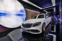 Case study: Mercedes-Benz at Yabuli China Entrepreneurs Forum 2019