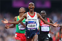 Our view: Even Mo Farah wouldn't have the stamina for a three-day trade show