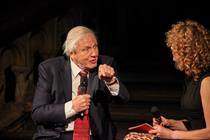 Case study: Sir David Attenborough at Whitley Fund for Nature's Hope Gala