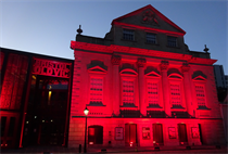 Venues #LightItInRed to show support for events industry