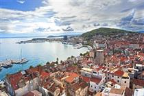 Make a Split for Croatia with new BA route