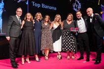What made Top Banana UK Agency of the Year