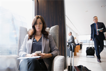 Nine in 10 women worry about travelling safely for work, report says