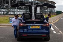 Case study: Fully Charged at Silverstone