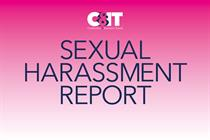 Sexual harassment report OUT NOW
