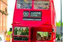 Case study: Havas Lynx's internal programme launch at Victoria Warehouse