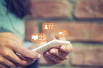 How can social media maximise an event's impact?