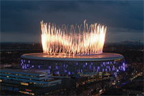 5 inspiring sports stadiums for events