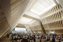 The Circle Convention Centre to open in 2019 at Zurich Airport