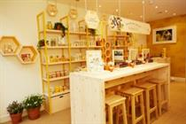 In pictures: Burt's Bees launches first London pop-up