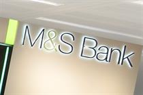 M&S launches current accounts with 'new fashioned banking' push