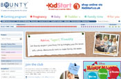 Parenting site Bounty.com relaunches as organiser for new mums