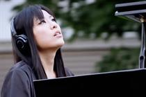 Yamaha delivers silent film with pianist HJ Lim