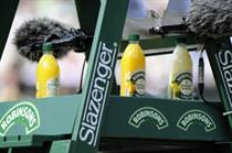 Robinsons replenishes crowds at Wimbledon