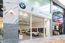 TRO creates Glasgow pop-up store for BMW