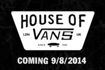 House of Vans to open beneath Waterloo station