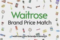 Waitrose matches Tesco prices as Morrisons' growth slows
