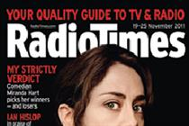 Radio Times ad director to exit