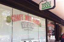 Craft Beer Rising hosts pop-up at Whole Foods