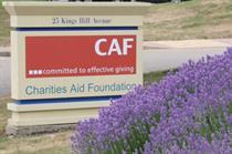 Charities Aid Foundation renews Payroll giving image