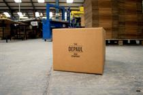 Publicis launches cardboard box business for Depaul