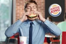 Dream come true: Burger & King get hitched in fast food wedding