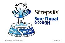 Reckitt Benckiser ploughs £4.5m into Strepsils activity
