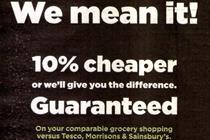 Tesco fails to get Asda price-guarantee ad banned