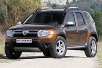 Renault to launch 'value' brand Dacia in the UK