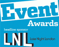 Event Awards 2012: the winners
