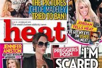 MAGAZINE ABCs: Heat on crash diet as celebrity fades