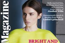 London Evening Standard revamps ES Magazine