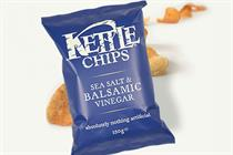 Kettle Chips appoints 101 for TV push