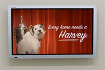Harvey ad delivers for Thinkbox