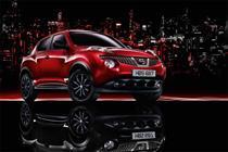 Nissan pushes limited edition Juke Kuro