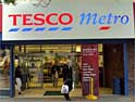 Tesco falls as Levi's court case is lost