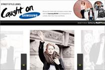 Samsung pushes camera to fashion crowd with Condé Nast style blog