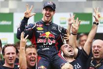 Red Bull caps memorable 2012 with F1 win for Vettel