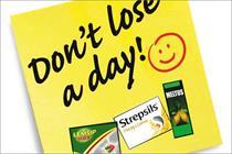 Reckitt Benckiser unites health brands in £10m ad drive