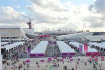 Olympic Basketball Arena is on the market