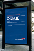 British Airways teaches Americans how to chin-wag the English way