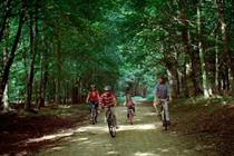Center Parcs kicks off creative review