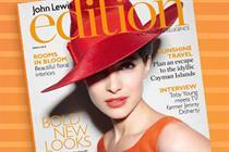 John Lewis to introduce online fashion magazine