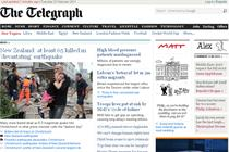 Telegraph to unveil paid-for website in September