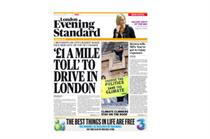 London Evening Standard risks quality with freesheet debut