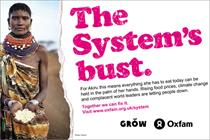Oxfam launches global 'grow' campaign