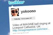 Yoko Ono to judge Twitter's inaugural haiku contest