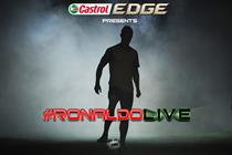 Ronaldo to star in Facebook challenge for Castrol documentary