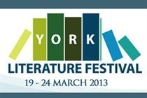York Literature Festival predicts record ticket sales after first Arts Council grant