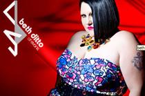 Gossip singer Beth Ditto unveils plus-size clothing range for Evans